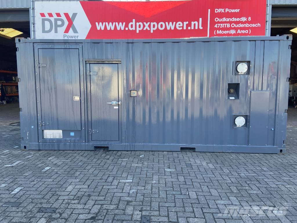 [Other] 20FT New Silent Genset Container - DPX-29019