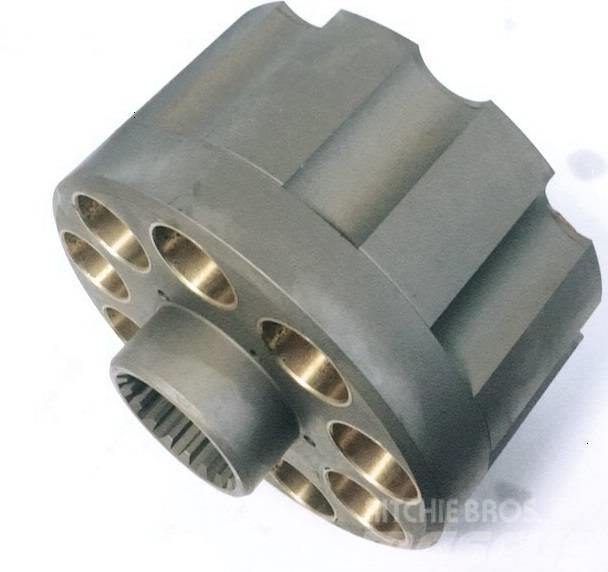 Volvo Tong Myung GM / EM 140 Cylinder / Cylinder block