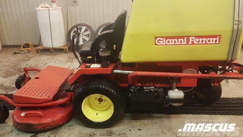 Gianni Ferrari Turbograss 900 Spakstyrd