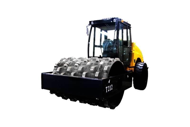 Sino Plant Sit on Roller 12000Kg - Diesel