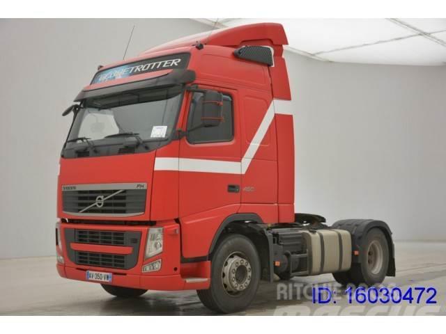 Volvo FH13.460 Globetrotter