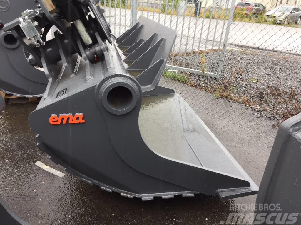 Ema hyd planerskopa 1550liter S70 - På lager!