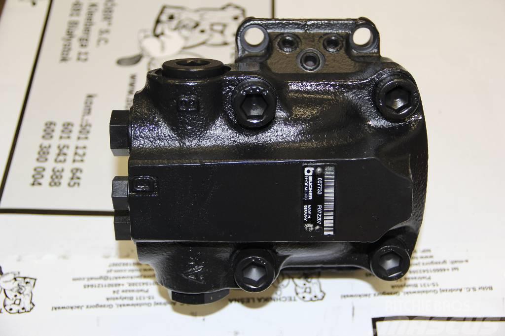 John Deere Supercut F072207