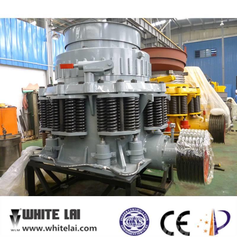 White Lai Stone Rock Crushing Machine Cone Crusher WLM1160