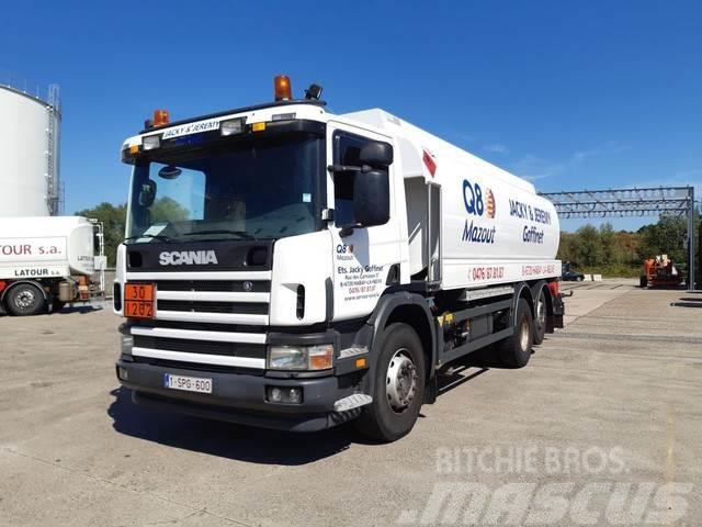 Scania GB6x2*4/13 - REF 602