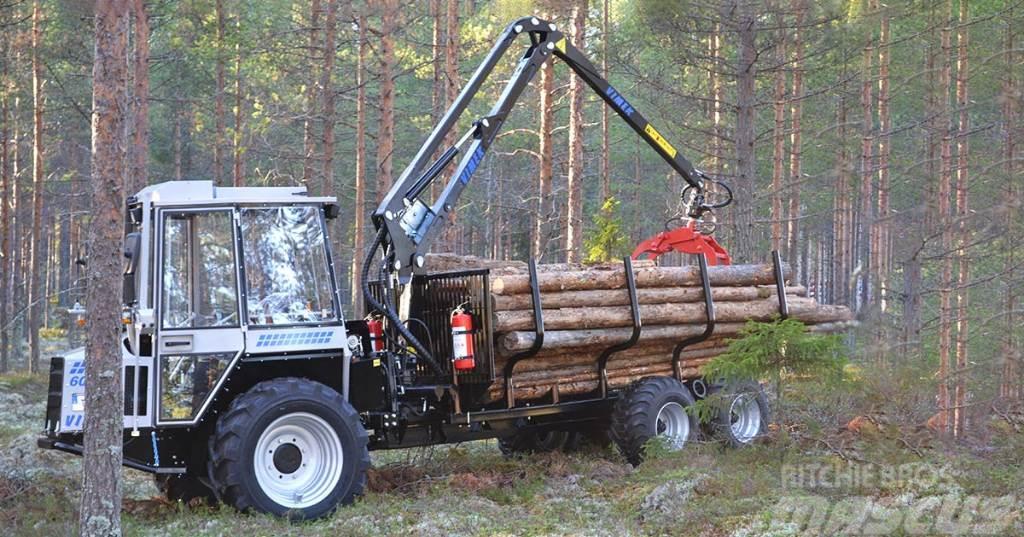 Vimek 606TTW För omg. lev