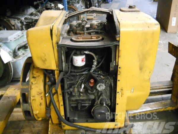 Hatz 2L40CH / 2 L 40 CH, Motorer