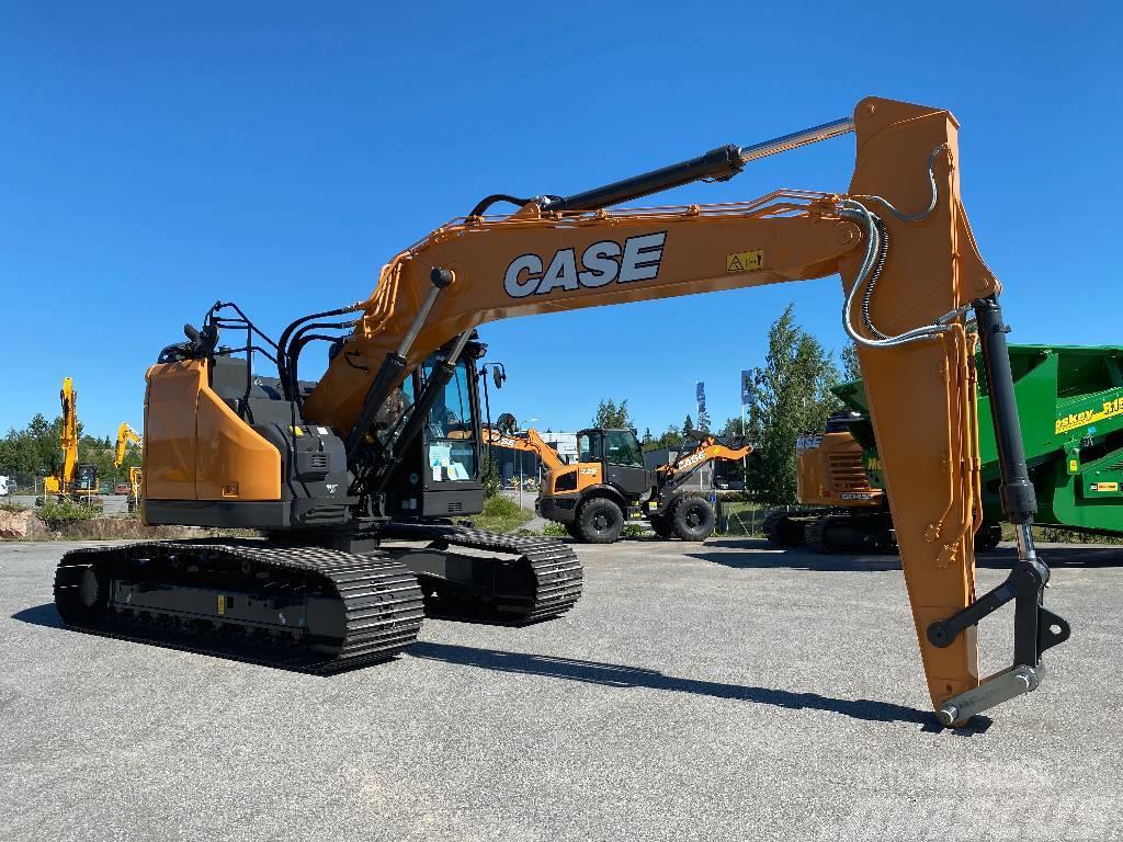 CASE CX 245 D SR