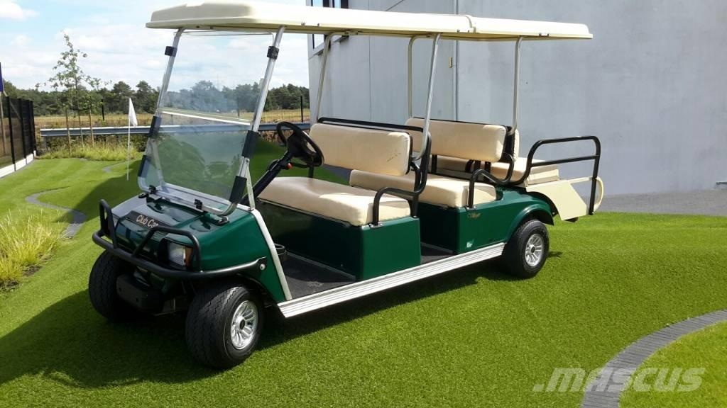 [Other] GOLFCAR CLUBCAR VILLAGER 6 NEW BATTERY PACK