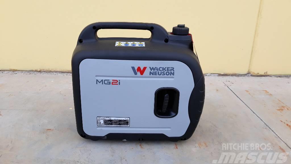 Wacker Neuson MG2i-CE