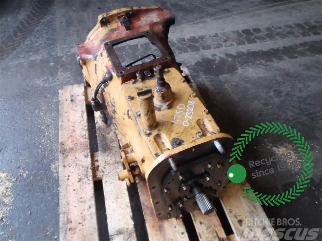 Ford 675 Transmission