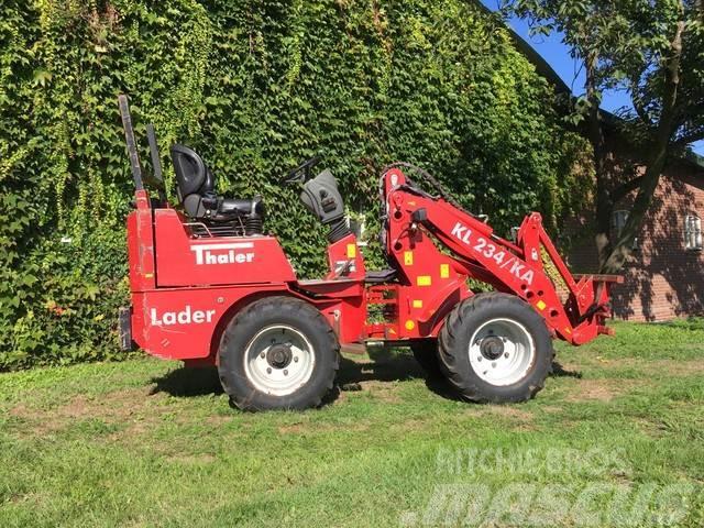 Thaler KL234/KA shovel wiellader knikmops