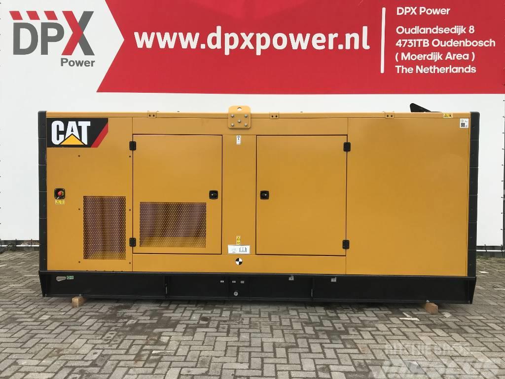 Caterpillar DE550E0 - C15 - 550 kVA Generator - DPX-18027