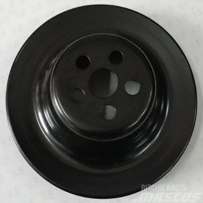 Cummins ISM Qsm11 Crankshaft Pulley 3400877 Vibration Damp