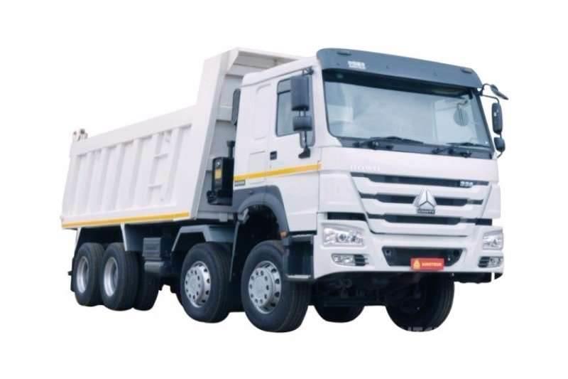 Sinotruk 8x4 18m³ Tipper 336HP