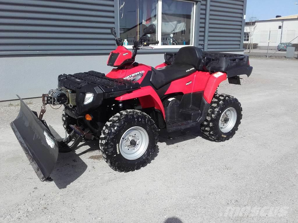 used polaris sportsman 500 x2 atvs year 2007 price us. Black Bedroom Furniture Sets. Home Design Ideas