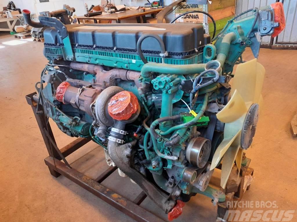 [Other] Motor D11K730 Volvo FM