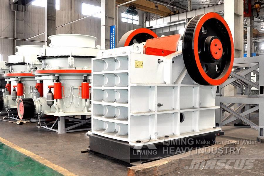 Liming HJ Series High Efficiency Jaw Crusher