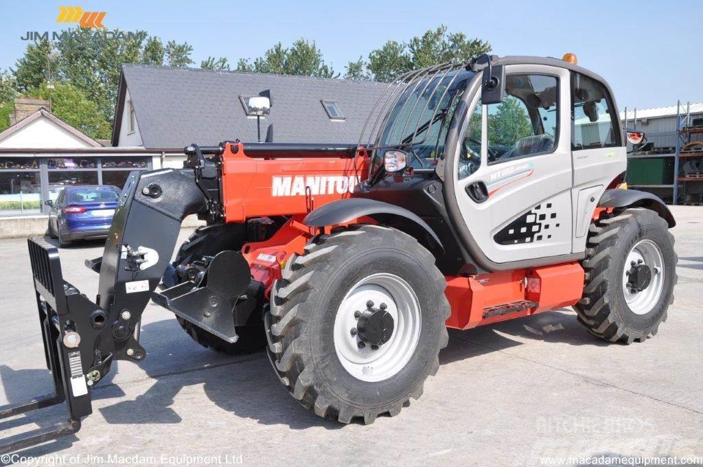 Manitou MT1135 Easy