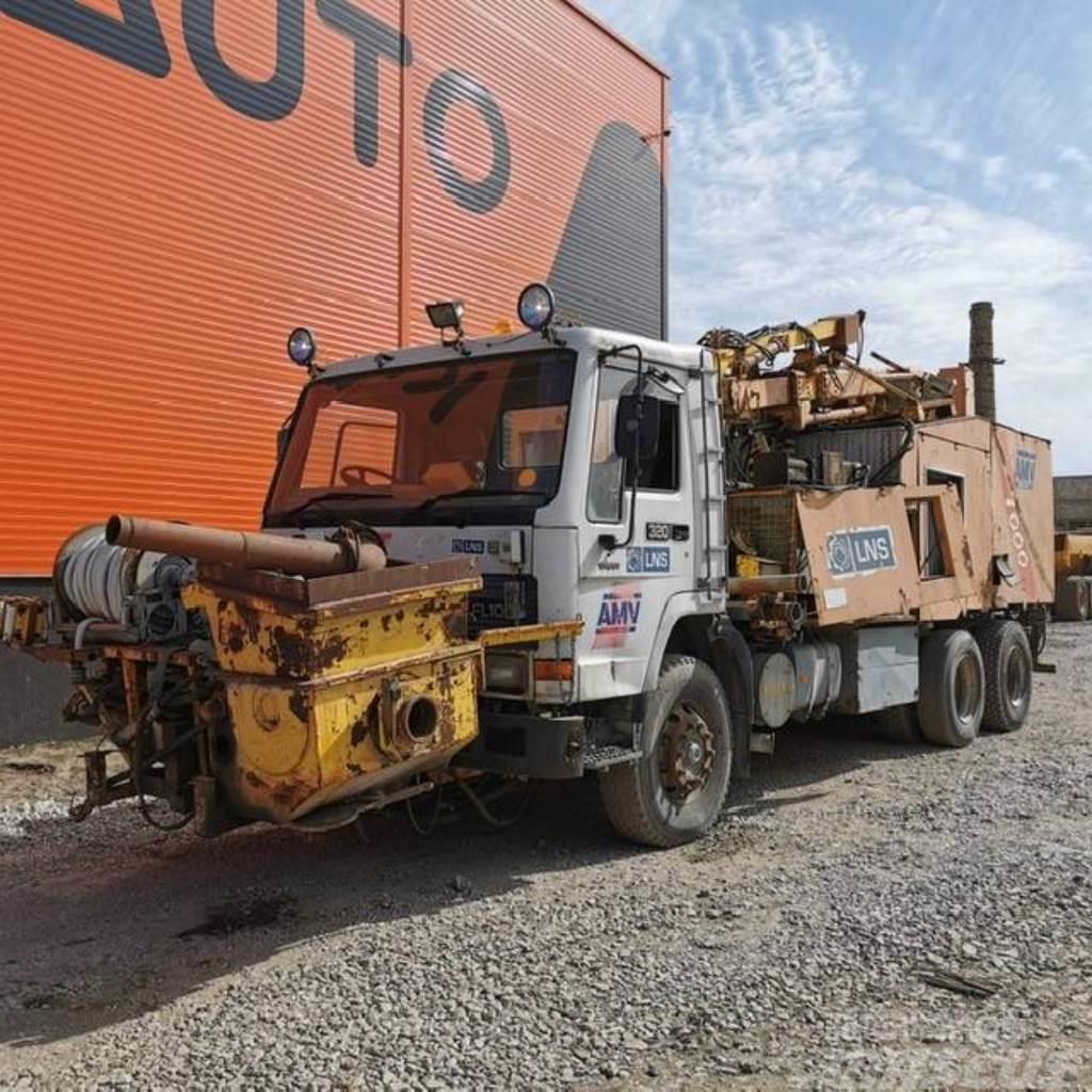 Volvo Trucks FL 10 6x4