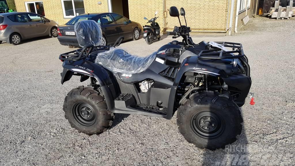 SMC 700L-EFI/EPS T3 traktor