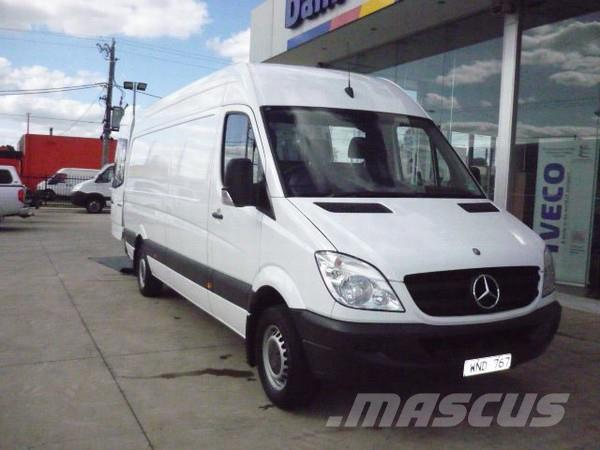 Mercedes Benz Sprinter 315 Cdi Lwb High Roof Panel Vans