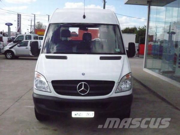 Mercedes-Benz Sprinter 315 CDI LWB High Roof