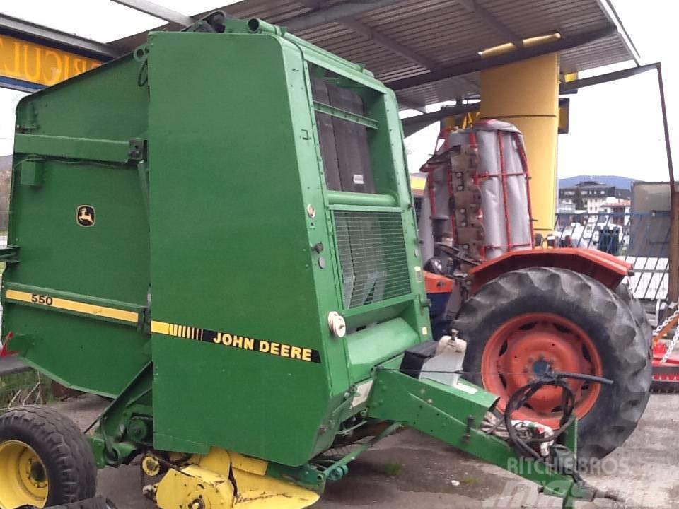 John Deere 550