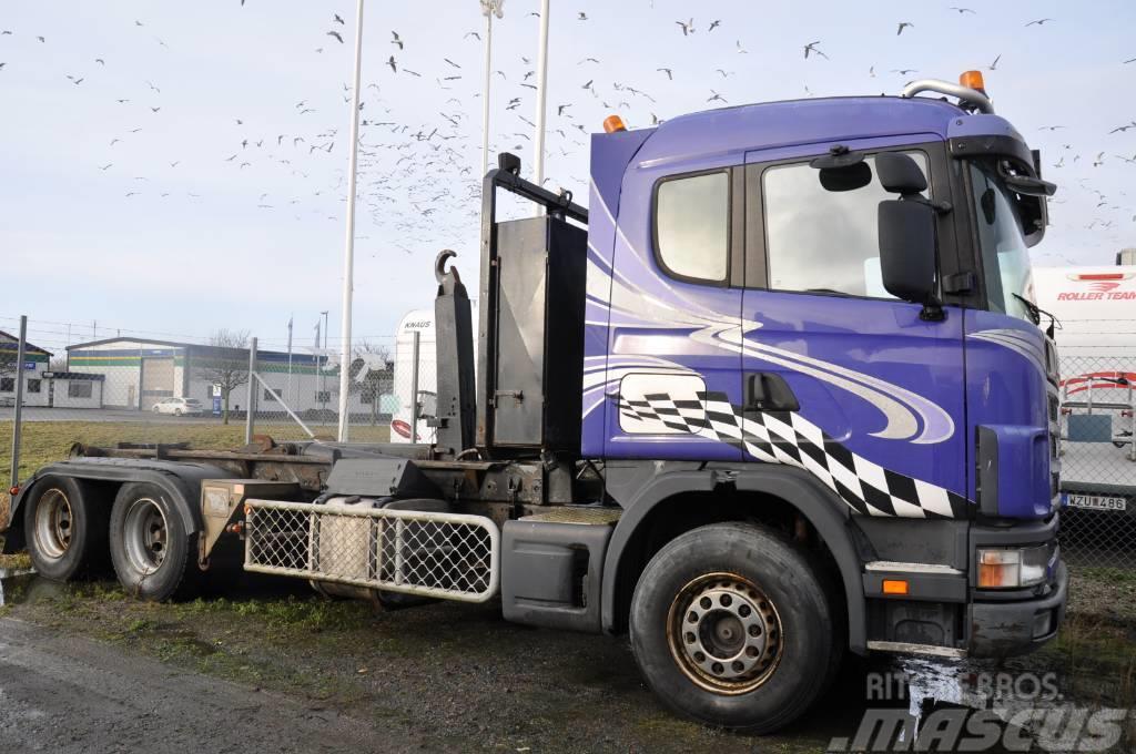 Scania 144 GB6X2NA 530