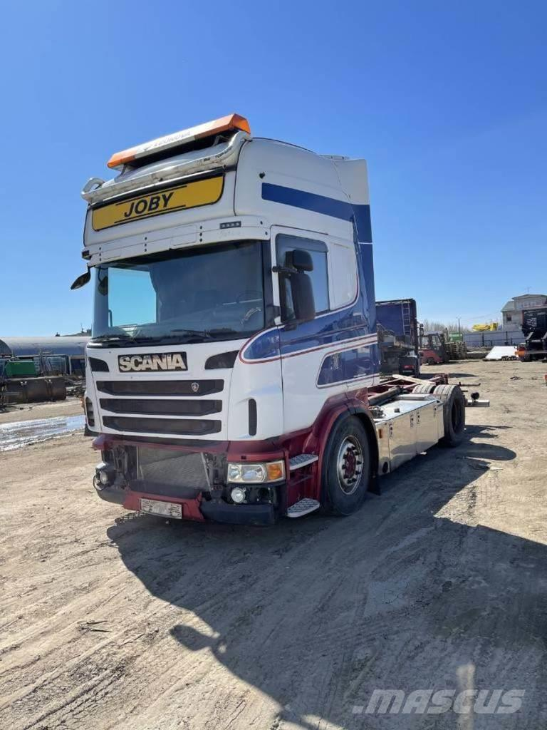 Scania R 480 LB6x2MLB FOR PARTS
