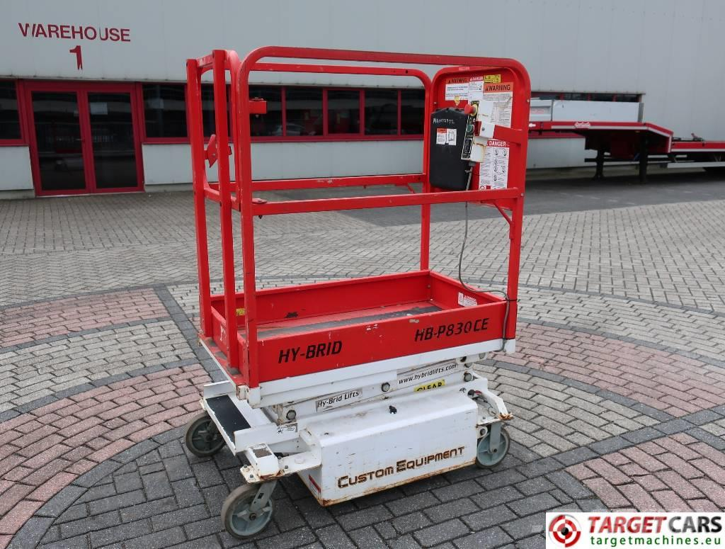 Hy-Brid Hybrid HB-P830CE Electric Scissor Work Lift 444cm