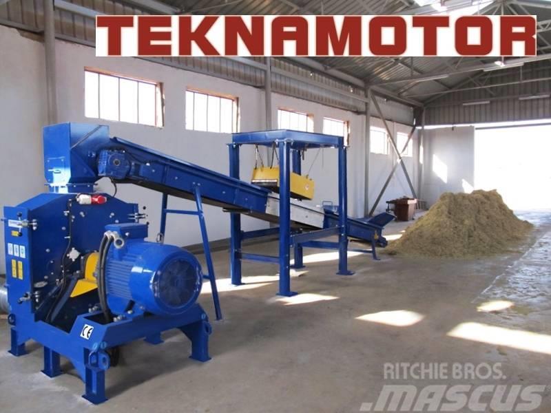 Teknamotor Hammermühle Skorpion 800