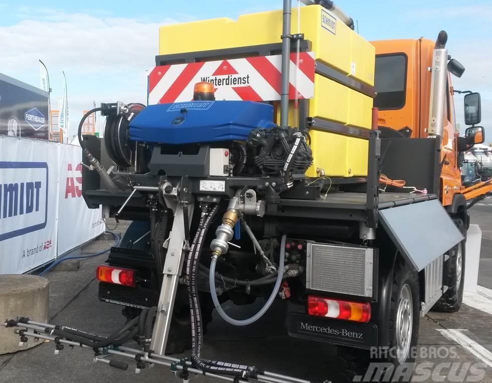 Aebi Schmidt Nido CSP 1600 Sprüher für Unimog U 300