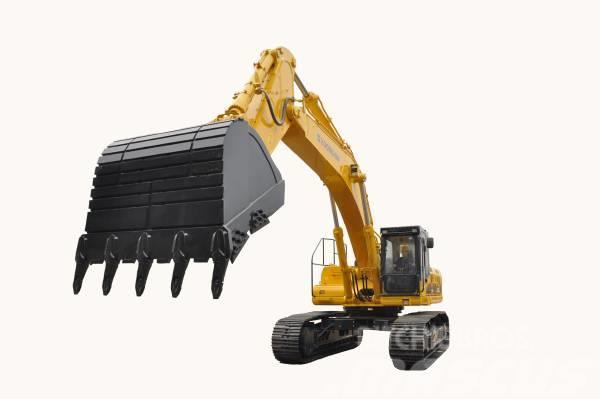 Zoomlion 中联重科 挖掘机 ZE520E/ESP