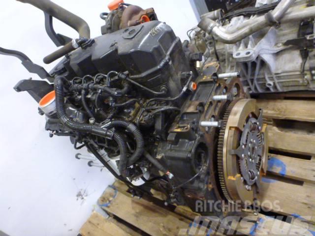 CASE 130CVX motor