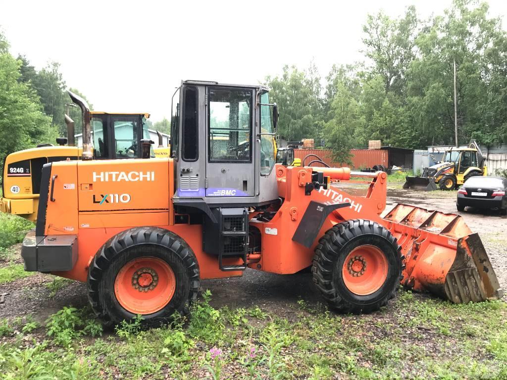 Hitachi LX 110-7
