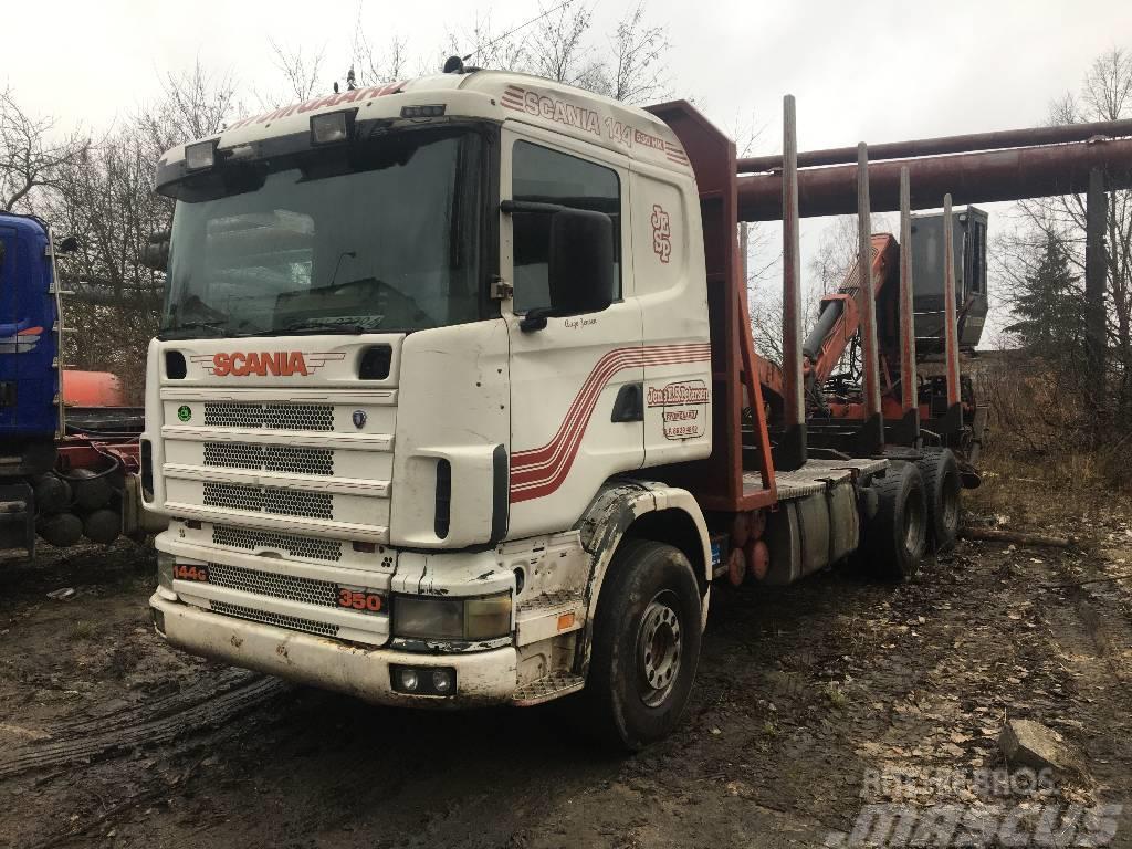 Scania 6x4 R144