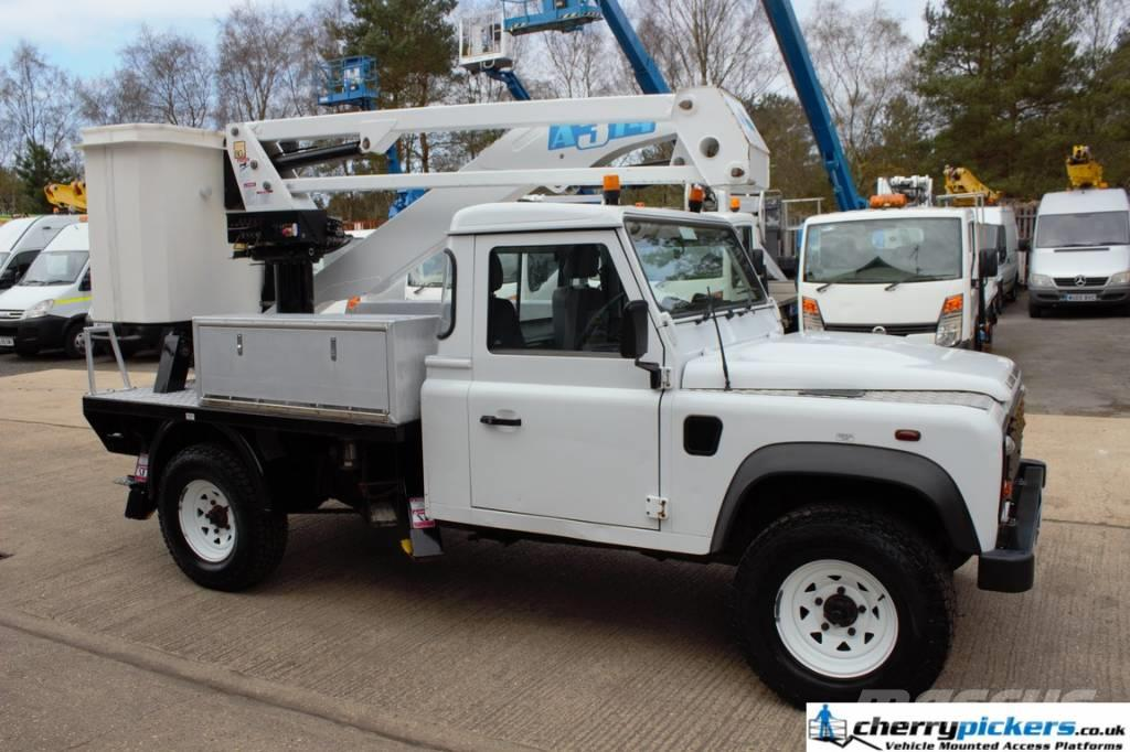 [Other] 2013 Land Rover Defender Socage A314 Access Platfo