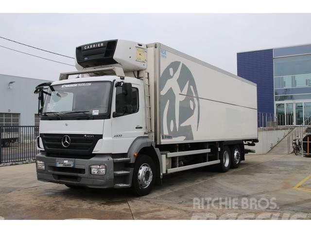 Mercedes-Benz AXOR 2533 + Carrier Supra 950