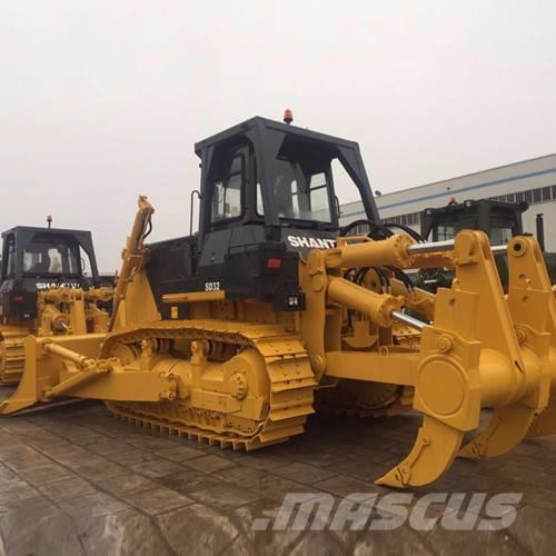 Shantui 320hp bulldozer new type