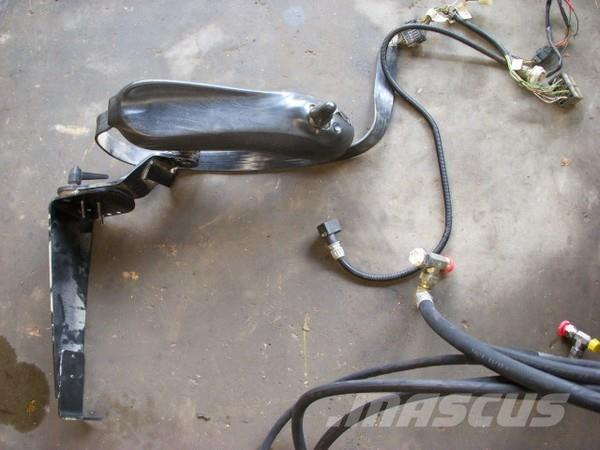 Volvo (114) L 180 CDC joystick steering -Joysticklenkung