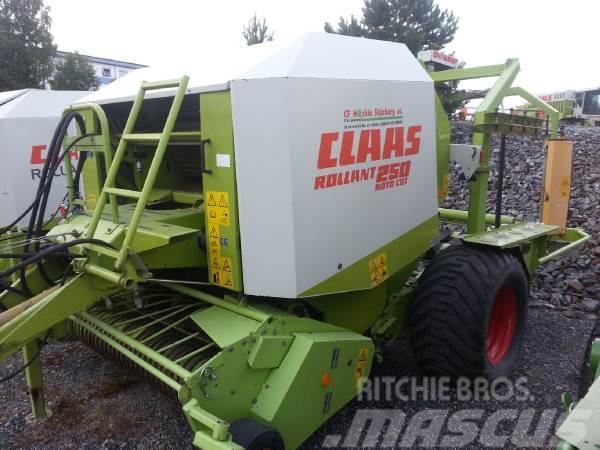 CLAAS Rollant 250 RC, 2001, Rundbalspressar