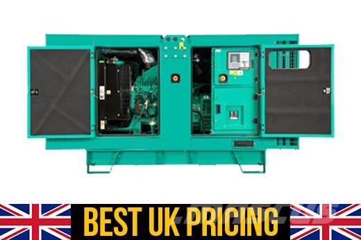 Cummins 110 kVA High Power C110 D5 Silent Genset