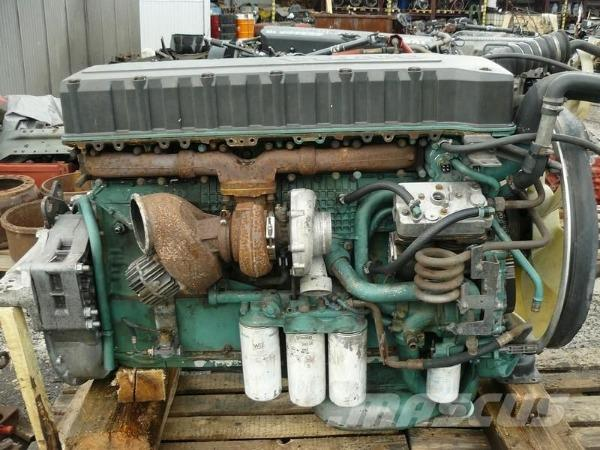 Used volvo fh12 d12a engines for sale mascus usa for Volvo motors for sale