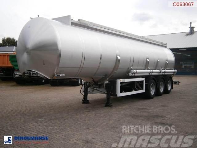 Maisonneuve Fuel tank inox 39.5 m3 / 7 comp.