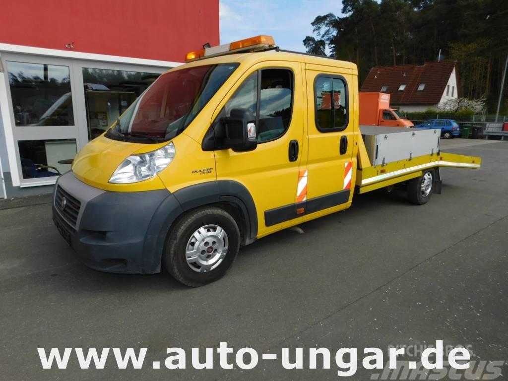 Fiat Ducato Maxi MultiJet 160 Doka Autotransporter