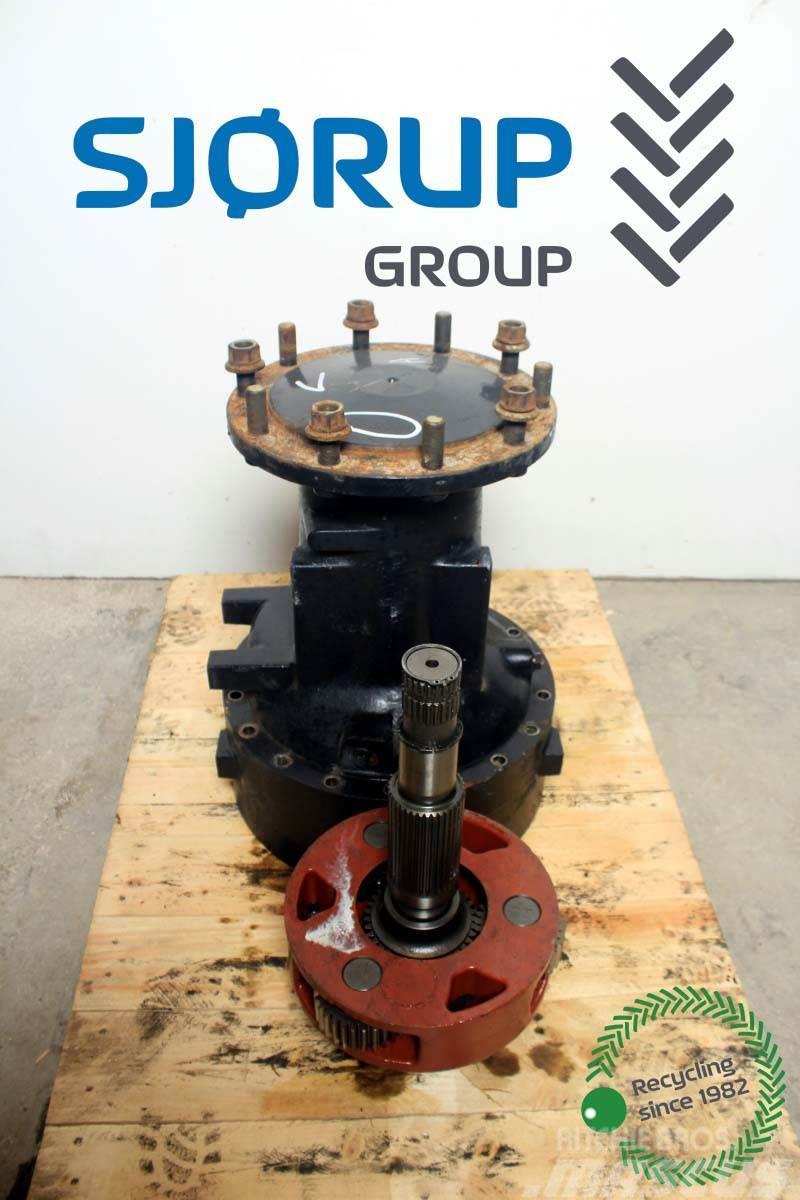 Deutz-Fahr Agrotron 230 Rear Axle