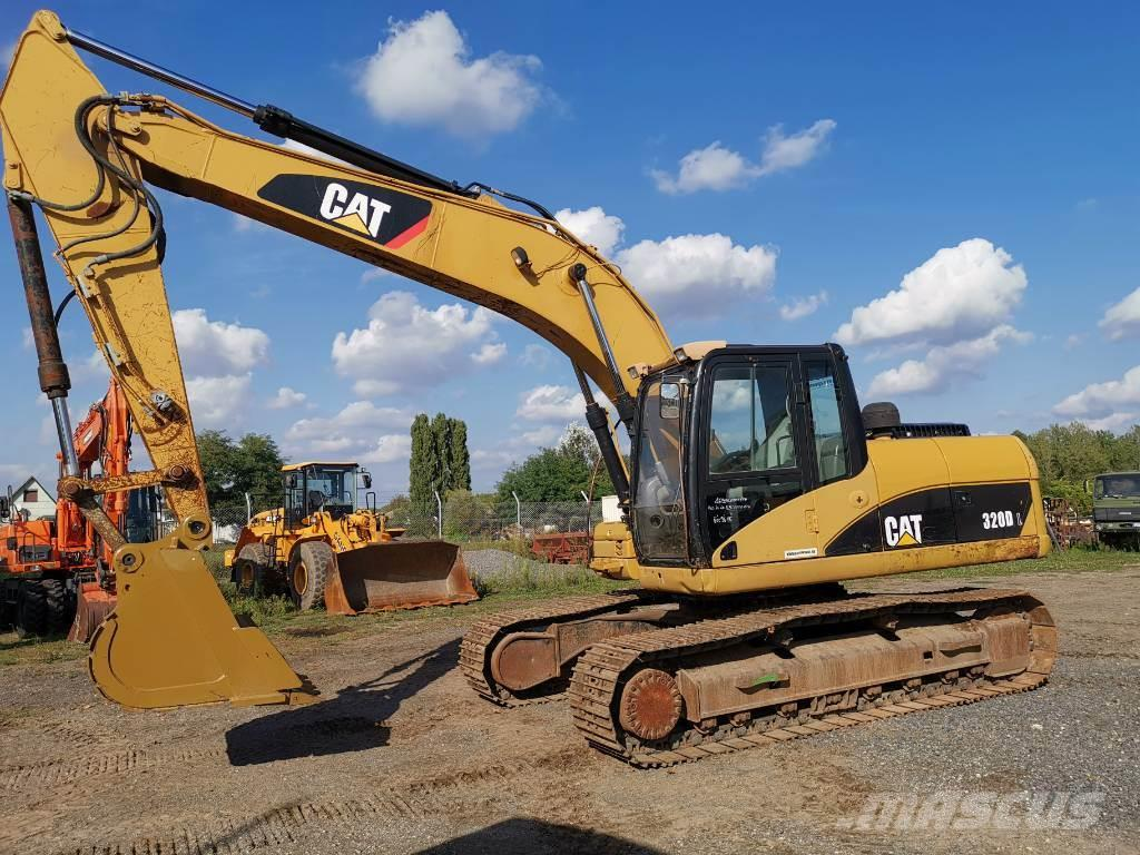 Caterpillar 320 D L New undercarriage new bucket,9000hours