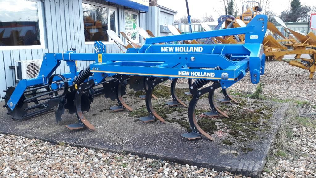 New Holland ST C cultivator