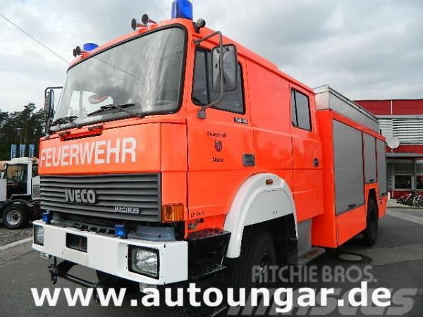 Iveco 160-30 LF 24 Feuerwehr 4x4 2.000l Wasser Schaum